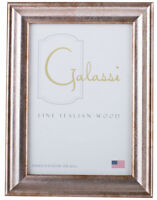 Galassi Handcrafted Fine Italian Wood Frame F G Antique Gold 4x6 #43546
