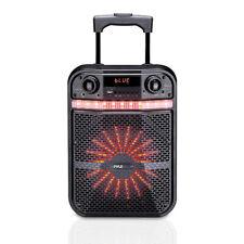 Pyle PWMA337BT Portable Bluetooth Karaoke Speaker System Digital PA Loudspeaker
