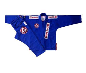 GB Brazilian jiu jitsu gi Best quality bjj kimono Blue bjj gi Branded Gi A3 size