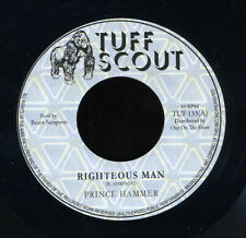 """Prince Marteau-Righteous on New!!! TUFF SCOUT 133 7"""""""