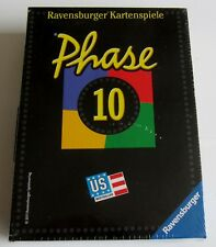 NEU & OVP: PHASE 10! Also NEU in FOLIE!!!