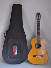 Vintage Tokai Gakki Acoustic Guitar L-80 W/ Gator Hard Case Gig Bag Carrier
