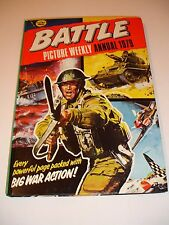 BATTLE PICTURE WEEKLY  Annual 1979