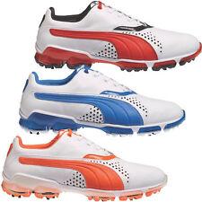 Puma Men's Leather Golf Athletic Shoes