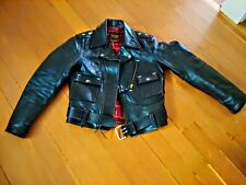 Harley Davidson Cycle Champ Horsehide Jacket - 38 by The Real Mccoy's