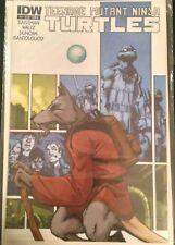 IDW Comics Teenage mutant Ninja turtles #5