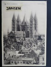Fotokarte Tournai Großformat 20 x 14 cm Kathedrale