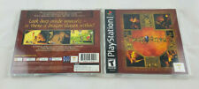 Darkstone (Sony PlayStation 1, 2000) PS1 CIB Black label Tested