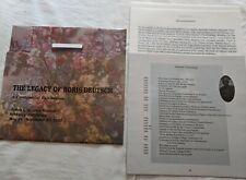 The Legacy of Boris Deutsch , A Centennial Exhibition 1992, Judah Magnes Museum