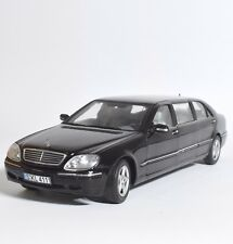 Sun Star 4111 mercedes benz 600 Pullman S-Class sedán, 1:18, embalaje original