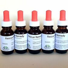 Bulk Buy 5x bottles of Dr Bach's Rescue Remedy formula 25ml