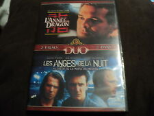 "COFFRET 2 DVD ""L'ANNEE DU DRAGON Mickey Rourke / LES ANGES DE LA NUIT Sean Penn"""