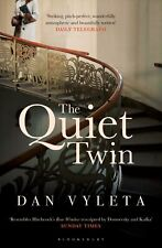 Dan Vyleta-The Quiet Twin Paperback BOOK NEW
