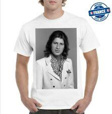 Tee-shirt Mike Brant   fun top qualité 2021