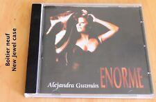 Alejandra Guzman - Enorme -  10 titres - Boitier neuf - CD