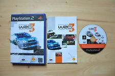 Ps2-WRC 3: FIA World Rally Championship - (Neuf dans sa boîte, avec mode d'emploi)