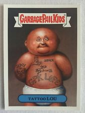 Garbage Pail Kids 2019 Topps Sticker We Hate The '90s Music Tattoo Lou 6b