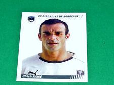N°32 ULRICH RAME GIRONDINS BORDEAUX PANINI FOOT 2009 FOOTBALL 2008-2009