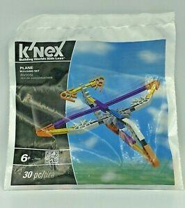 KNEX 73445 Aeroplane Building Set 30 Pieces Age 6+ Party Favour Gift Bag Present