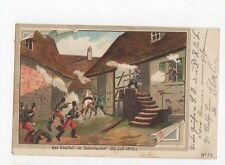 German Collectable Military Postcards (Pre-1914)