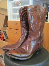 Lucchese San Antonio Cowboy Boots Size 10.5 D