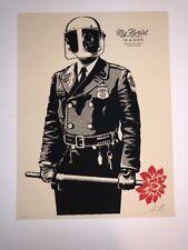 Shepard Fairey Print Poster OBEY Street Art