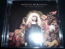 Loreena McKennitt – The Mask And Mirror Australian 2 CD With Live Disc
