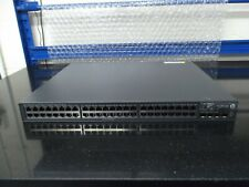 HPE  A5800-48G JC105A  48 Port  Gig Switch + 4 X SFP+ Ports