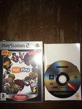 Jeux Vidéo Eyestoy Play Platinum PS2 PlayStation 2 Version Français