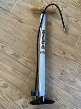 RARE NOS Silca MAGNUM Pista Mountain Bike Bicycle Floor Pump Presta