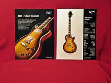 Gibson Les Paul Standard & Traditional Promos
