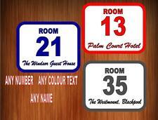 Hotel Room Door Numbers Guest House Room Door Numbers