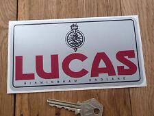 LUCAS Battery Sticker 7 Commer AEC GUY Sherpa Austin