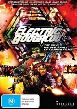 ELECTRIC BOOGALOO- CANNON FILMS 2014 DVD CULT ACTION MARK HARTLEY UMBRELLA