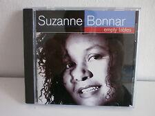 CD ALBUM SUZANNE BONNAR Empty tables JB CD 9001