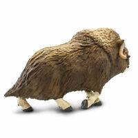 Wild Safari North American Wildlife Muskox Safari Ltd Animal Toy Figure