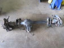 00-02 LAND ROVER DISCOVERY Front Axle Assembly 72k Miles