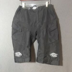 Troy Lee Designs Moto Shorts Men's Mountain Biking Shorts Size 30 (28) Pockets