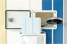 RV caravan marine ACCESS HATCH 135x99mm mini door - ideal aux shower wall outlet
