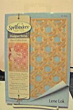 """Spellbinders """"Symmetry In Space"""" Designer Series New"""