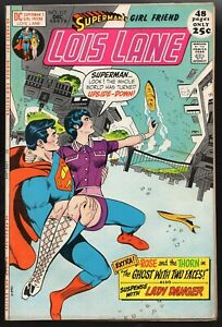 Superman's Girlfriend Lois Lane #117 VF