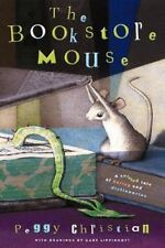 The Bookstore Mouse Christian, Peggy Paperback