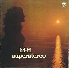 Superstereo LP (ITA 1976) Ekseption,Demis Roussos,P.Mauriat,Joe Sands,Lobo