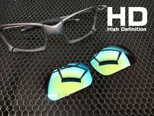 LINEGEAR Custom Lens for Oakley X-Squared - HD Turquoise Blue [XS-HD-TB] *Prizm