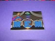 2006 Triple Threads DeANGELO WILLIAMS Rookie Jersey/27 STEELERS Memphis TIGERS