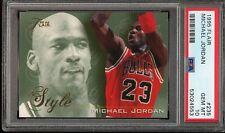 1995/96 Flair Style Michael Jordan #235 PSA 10
