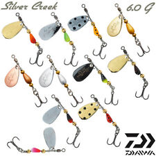 Daiwa Silver Creek 6 g Trout spinner various colors