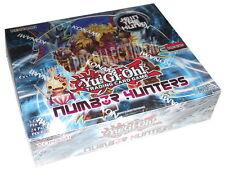 YUGIOH: BOX 24 BUSTINE CACCIATORI DI NUMERI / NUMBER HUNTERS in INGLESE