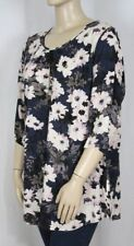 Floral Millers Falls Company Tunic Tops & Blouses for Women