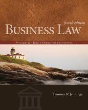 Test Bank 4/E Business Law Principles ISBN10: 133588247 13:9781133588245